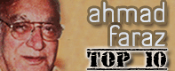 ahmad faraz top 10 poetry