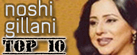 noshi gilani top 10 poetry